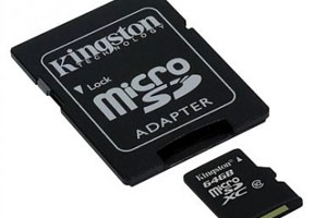 Kingston Tawarkan Memori MicroSDXC 64GB Class 10