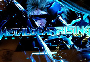 Games Metal Gear Rising dari Kenji Saito
