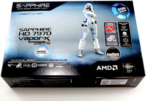 Review VGA Card Sapphire Vapor-X HD7970 3GB GDDR5