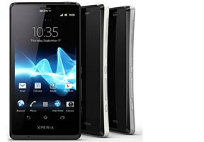 Sony Xperia, Terima Update Jelly Bean