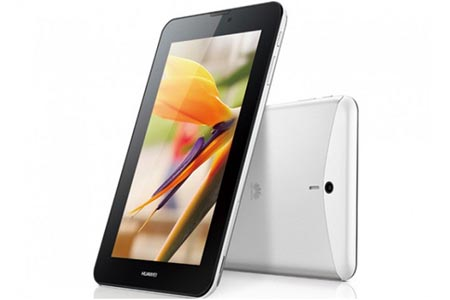 Huawei Rilis Tablet MediaPad 7 Youth